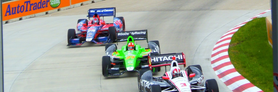 IndyCar Returns To Detroit's Belle Isle – Are You Coming?
