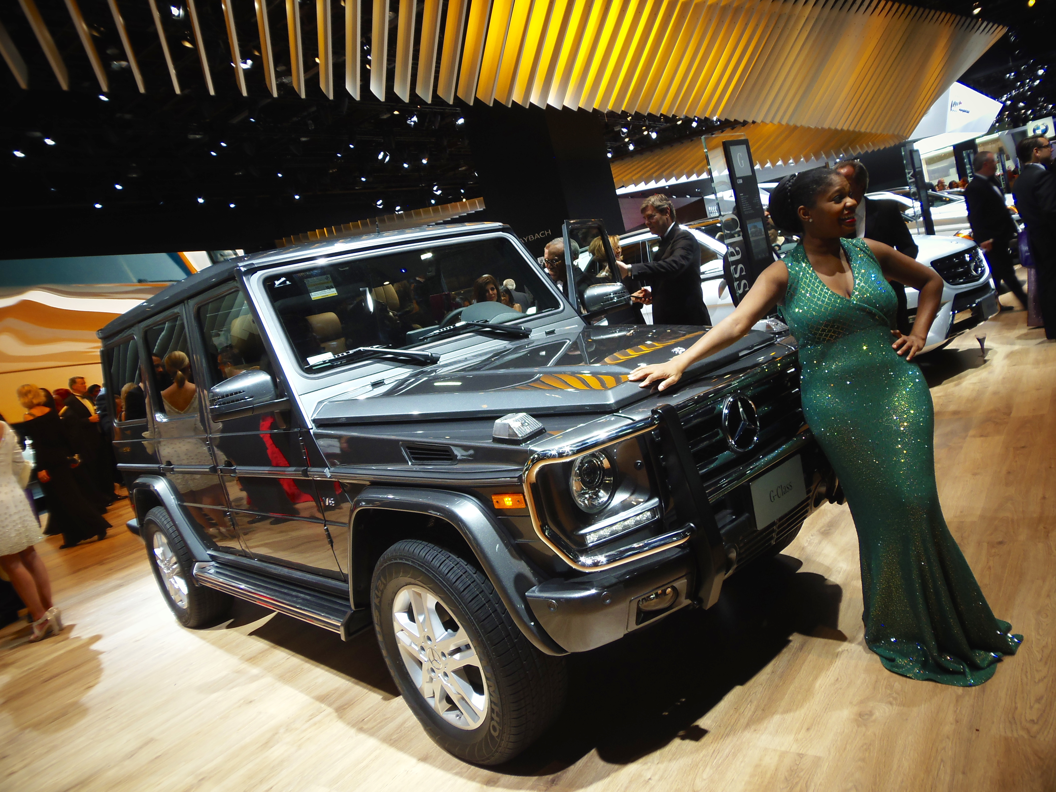 The 2015 Naias Charity Preview Raises Record Breaking