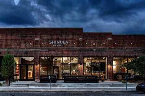 Shinola - Opportunity Detroit
