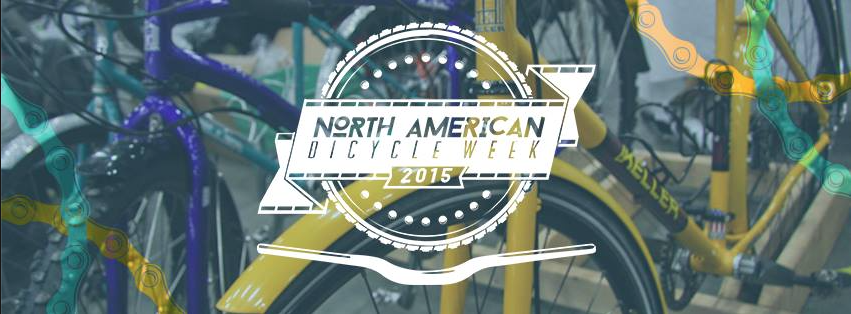 North American Bicycle Week Header