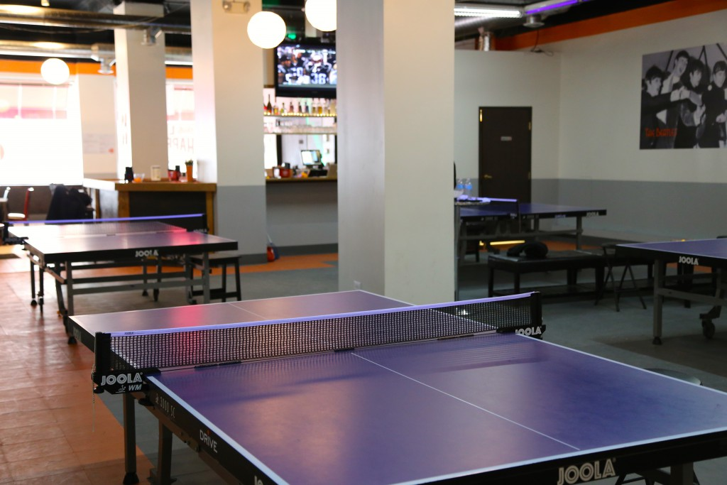 Drive Table Tennis Tables