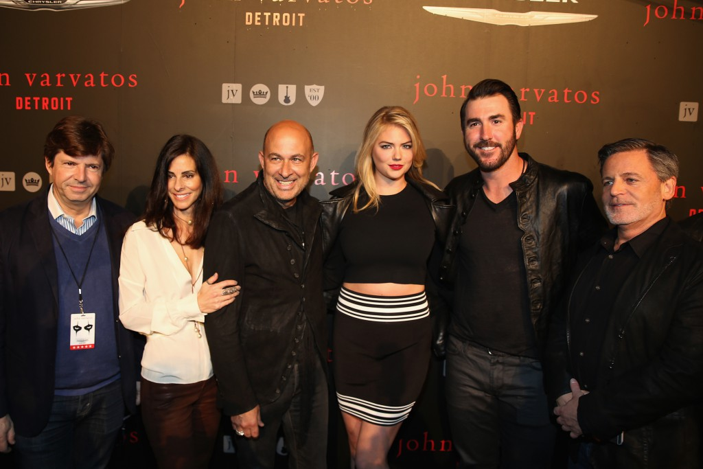 Rockin' Varvatos Party Attracts A-List Celebs - Opportunity Detroit