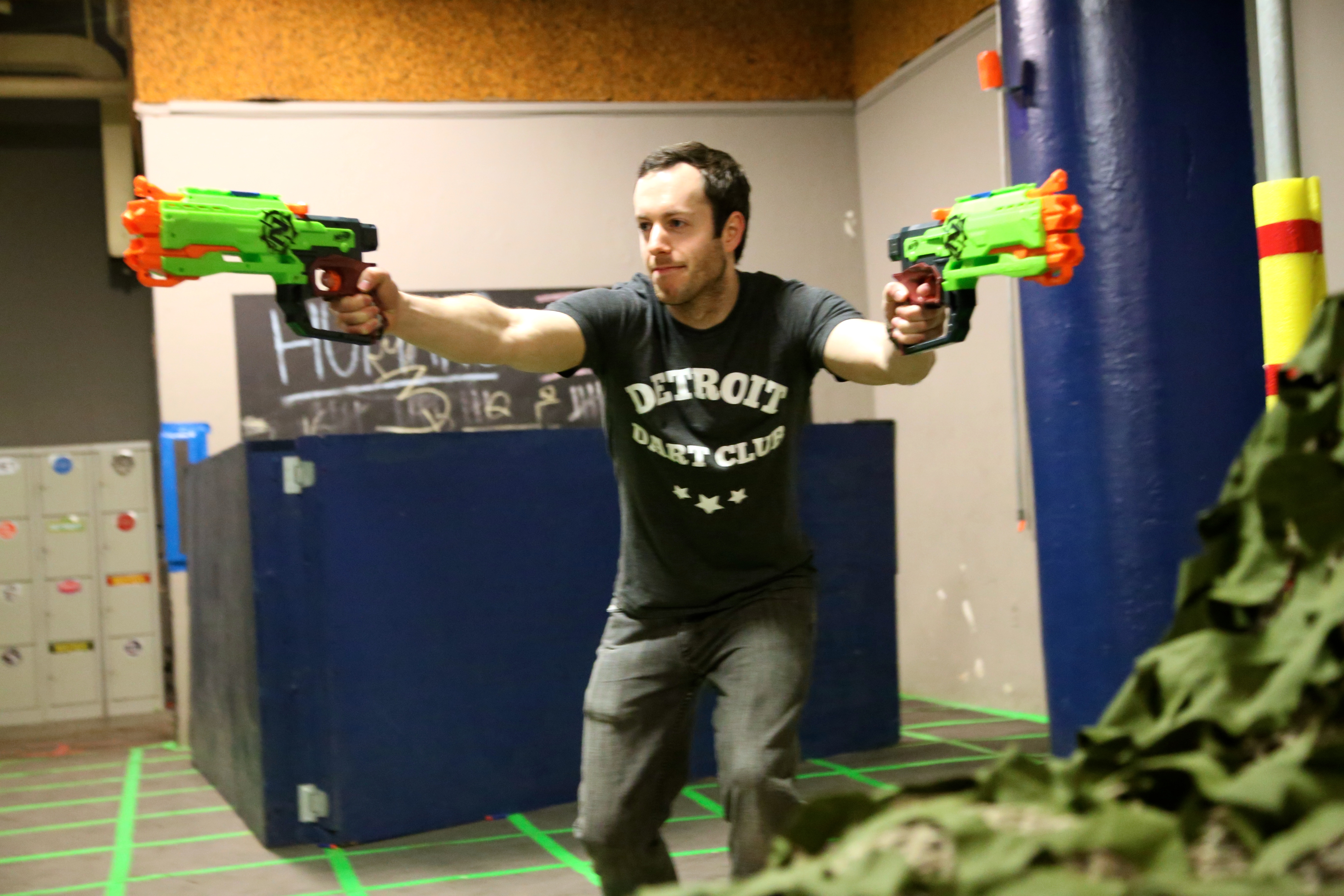 Nerf Guns Rejoice: 5 Things You Need to Know About the
