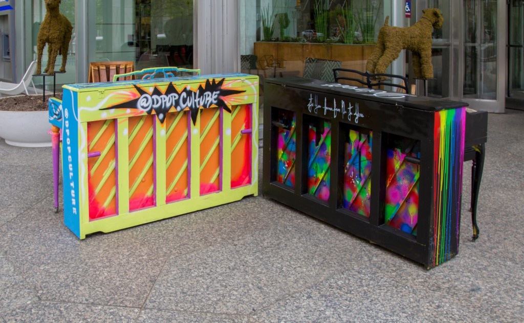 Find a Street Piano and PLAY! - Opportunity Detroit Blog