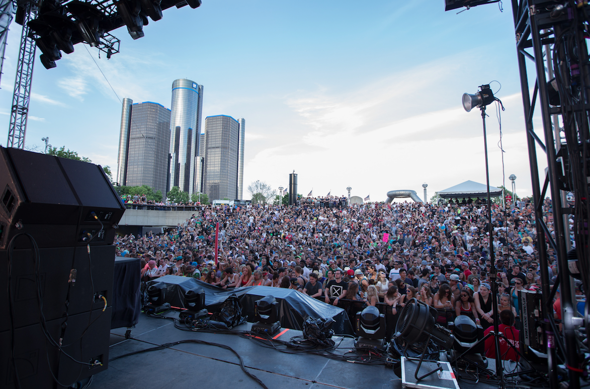 Get Ready For Movement Electronic Music Festival 2016 - Opportunity Detroit Blog