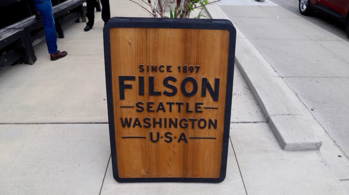 Filson's Provides High-End Outdoor Gear In Midtown - Opportunity Detroit Blog