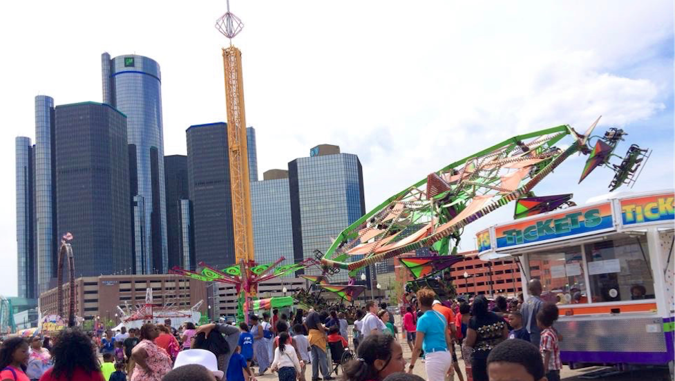 Detroit's GM River Days To Return To Detroit June 24-26 - Opportunity Detroit Blog