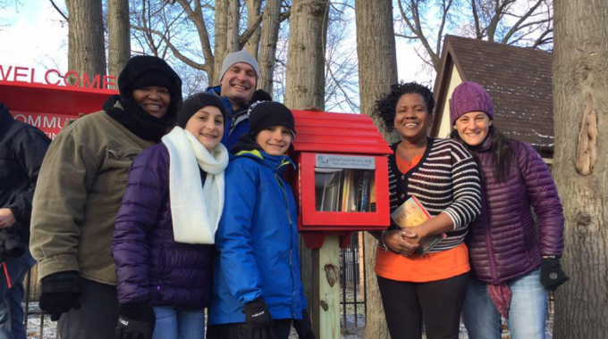 Detroit Little Libraries Encourages Love Of Reading - Opportunity Detroit Blog