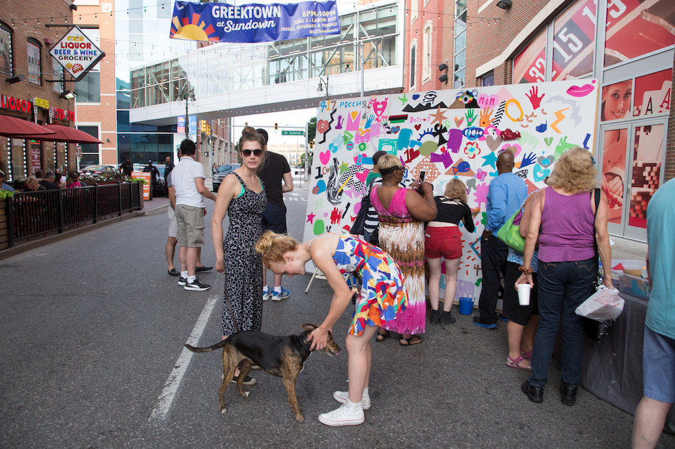 Greektown at Sundown To Take Place Every Weekend Through Labor Day - Opportunity Detroit Blog