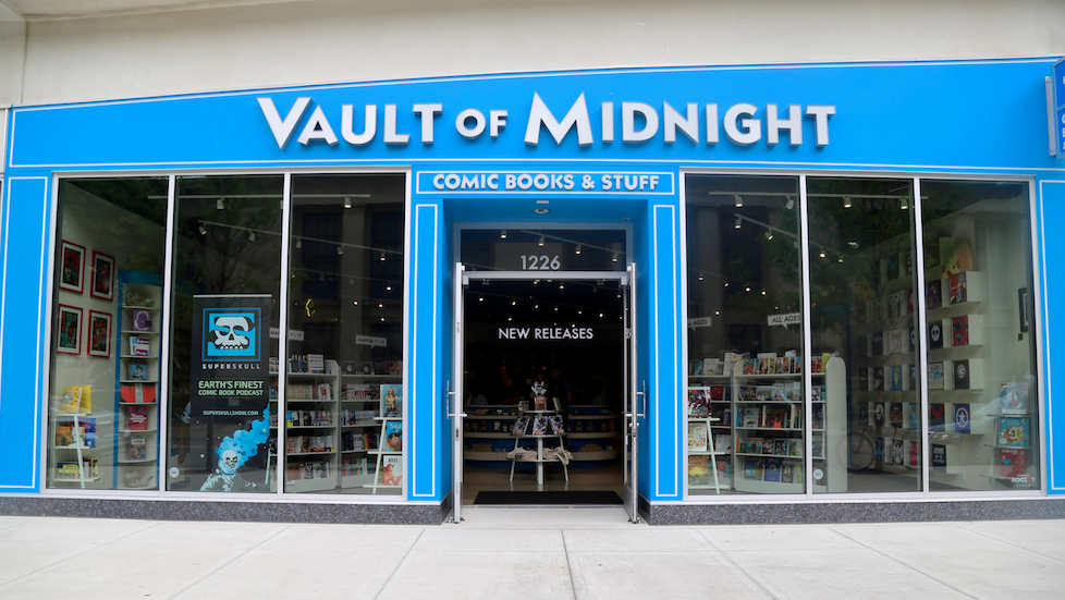 """""""Embrace Your Geekness"""" By Checking Out Vault Of Midnight - Opportunity Detroit Blog"""