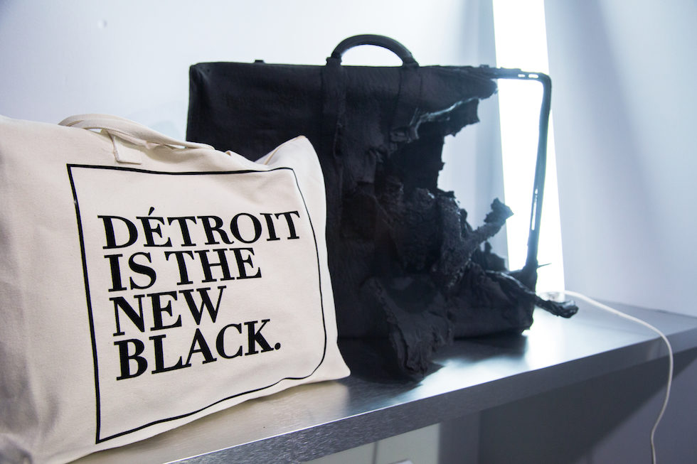 Détroit Is The New Black Opens On Woodward Avenue - Opportunity Detroit Blog