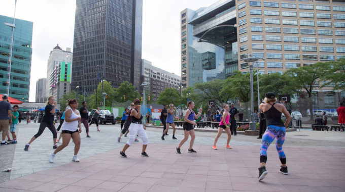 Healthy Moves Presents Free Fitness Programs Throughout The Summer - Opportunity Detroit Blog