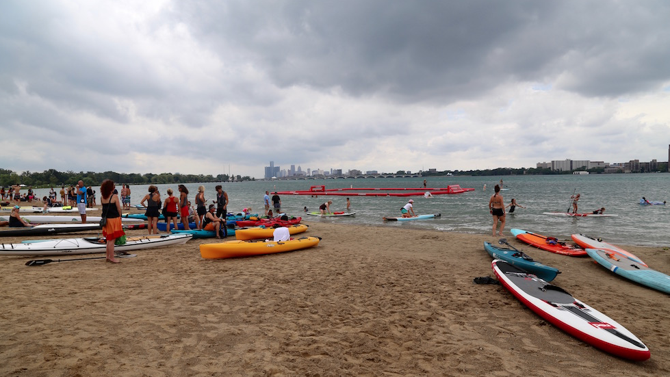 Racers Made A Splash At The Annual OABI Race