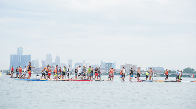 It's Off To The Races At The 2016 Once Around Belle Isle Race - Opportunity Detroit Blog