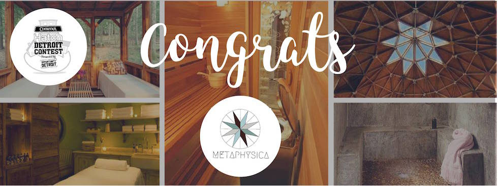 Meta Physica Massage Wins 6th Annual Hatch Detroit Contest – Opportunity Detroit