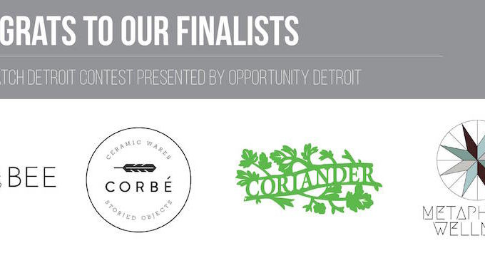 Top 4 Announced For The 6th Annual Hatch Detroit Contest - Opportunity Detroit Blog