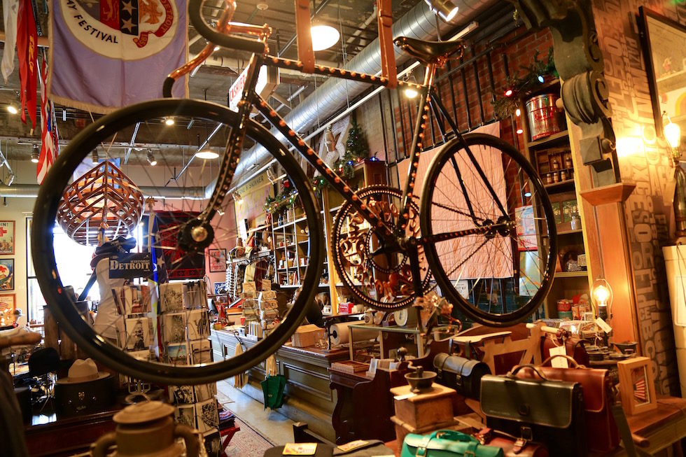 Experience A Blast From The Past In Four Unique Detroit Antique Shops