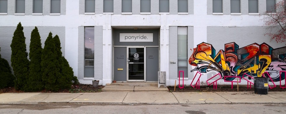 Ponyride Encourages Collaboration Among Artists And Entrepreneurs
