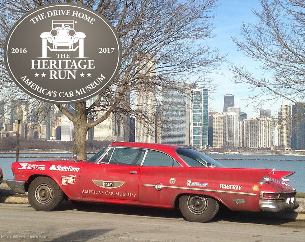 The Drive Home II: The Heritage Run Drives From Boston To Detroit