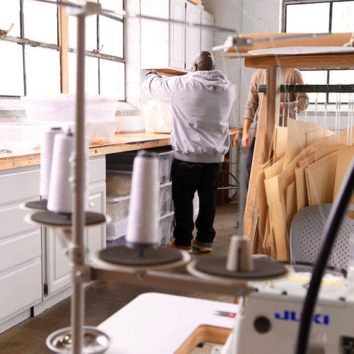 Ponyride Series: Lazlo Creates Sustainable Fashion With A Social Mission - Opportunity Detroit