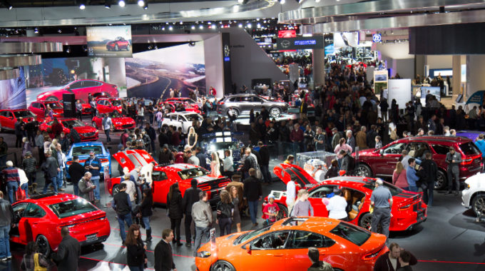 Detroit's Annual North American International Auto Show Returns January 8 – 22 – Opportunity Detroit