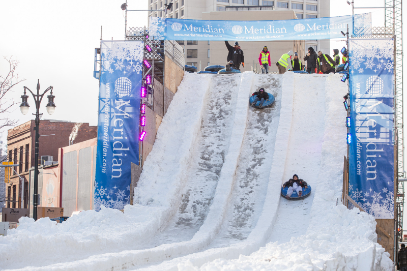 Meridian Winter Blast Features Fun Winter Events Jan. 20 –22 - Opportunity Detroit