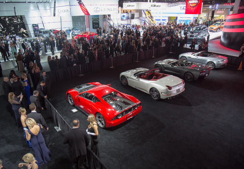 Detroit's Annual North American International Auto Show Returns January 8 – 22 - Opportunity Detroit