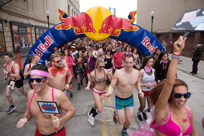 "Dare to ""Bare"" the Cold in this Year's Cupid's Undie Run - Opportunity Detroit"