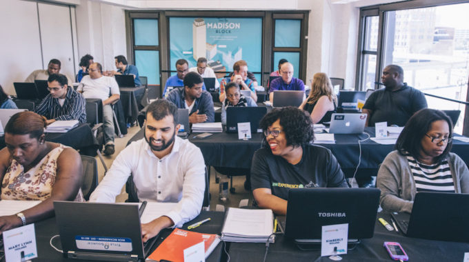 Grand Circus Graduates Poised For Professional Technology Careers – Opportunity Detroit