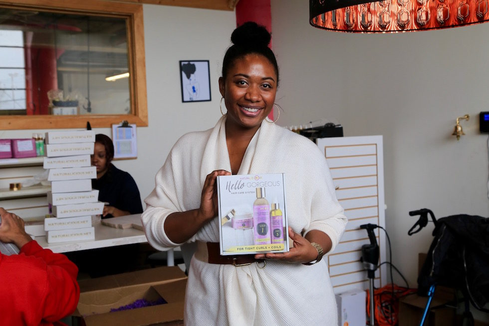 Naturalicious Provides All-Natural Beauty Products For All Hair Types