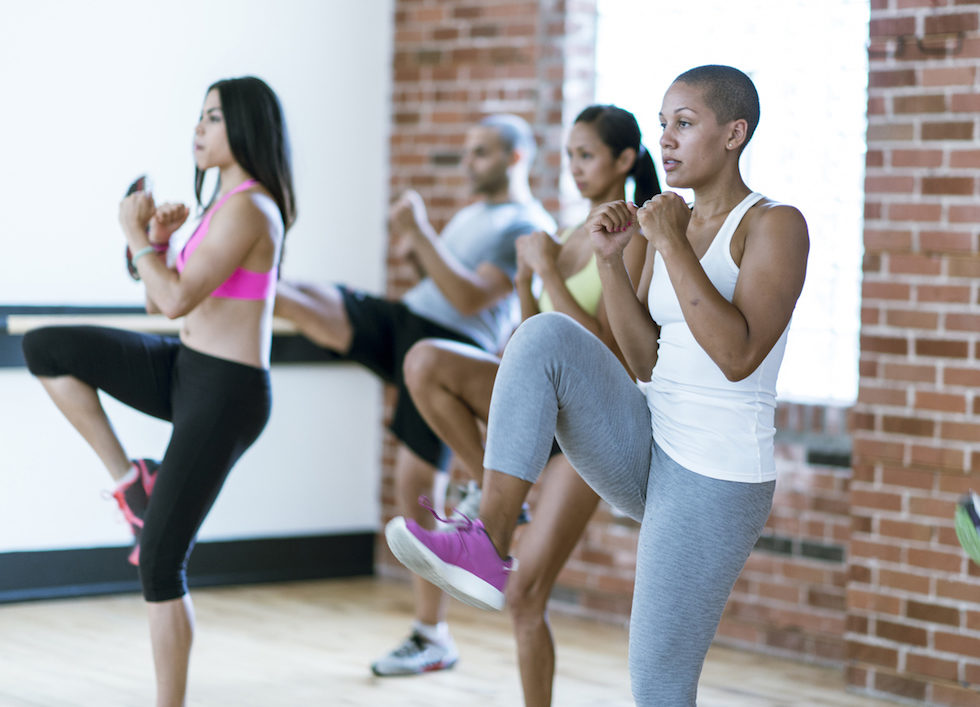 4 Gyms In Detroit To Beat Your New Year's Resolution Slump - Opportunity Detroit