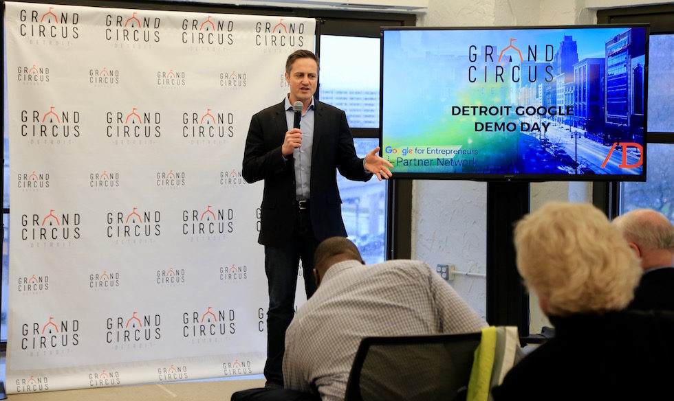 GoKid, Spatial And Waymark, Finalists At The Fourth-Annual Detroit Google Demo Day