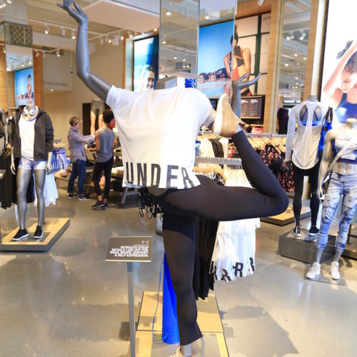 """Under Armour Says """"I Will"""" As They Open On Woodward Avenue – Opportunity Detroit"""
