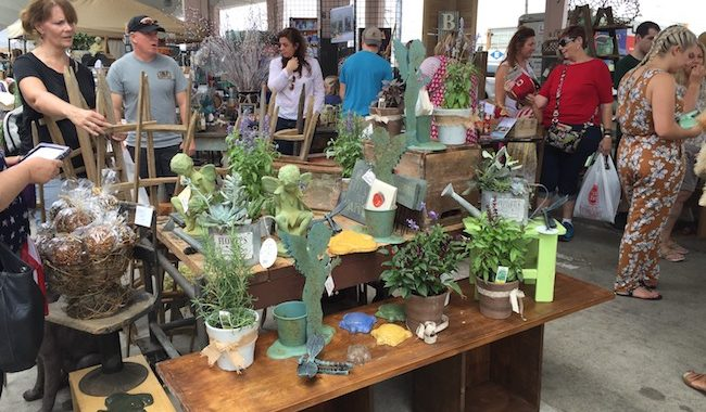Shed 5 Flea Returns To Eastern Market June 11, July 9 And August 13 – Opportunity Detroit