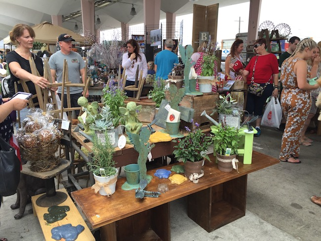 Shed 5 Flea Returns To Eastern Market June 11, July 9 And August 13