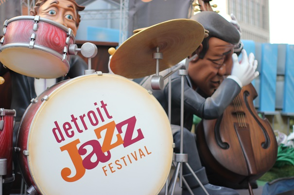 Detroit Hosts World's Largest Free Jazz Festival Labor Day Weekend