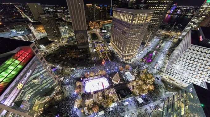 5 Places To Enjoy The Holidays In December  Opportunity Detroit