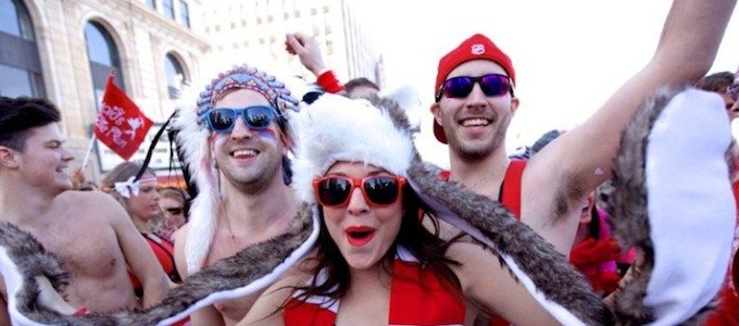 Cupids Undie Run Detroit 2014 Quicken Loans Zing Blog