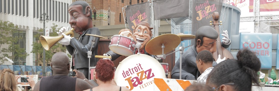 The 35th Annual Detroit Jazz Festival