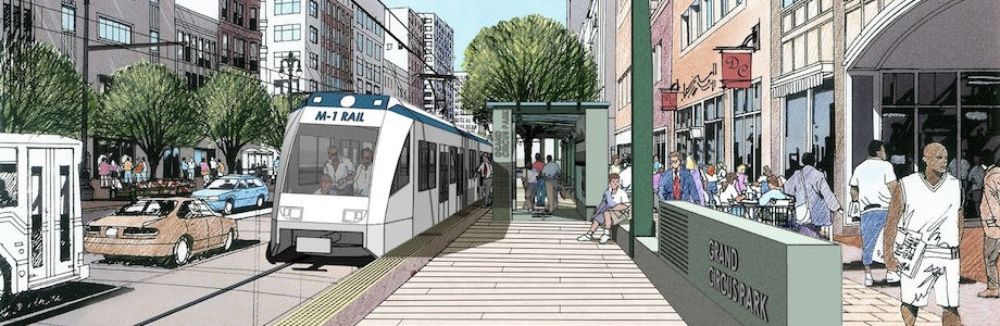 M-1 Rail Marks The Next Phase To A Street Rich In U.S. History