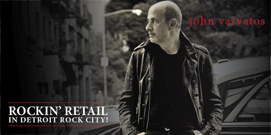 Fashion 'Rock Star' John Varvatos To Open Detroit Store