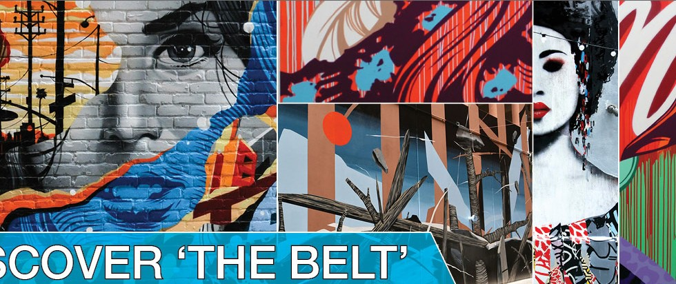 Discover 'The Belt'
