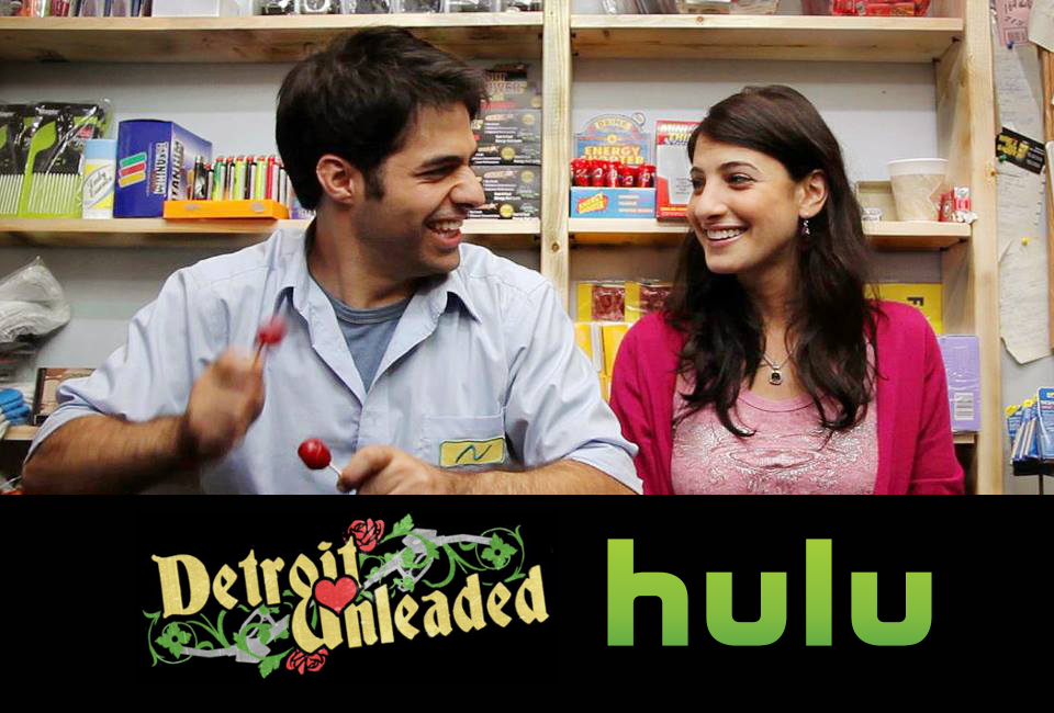 'Detroit Unleaded' Now Streaming On Hulu