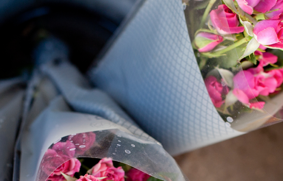 Flower Shop Header
