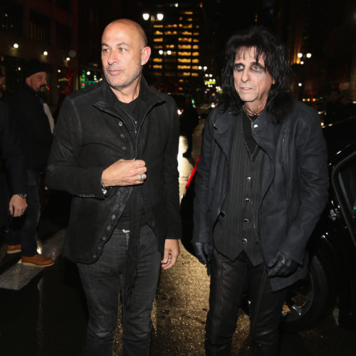 Rockin' Varvatos Party Attracts A List Celebs – Opportunity Detroit