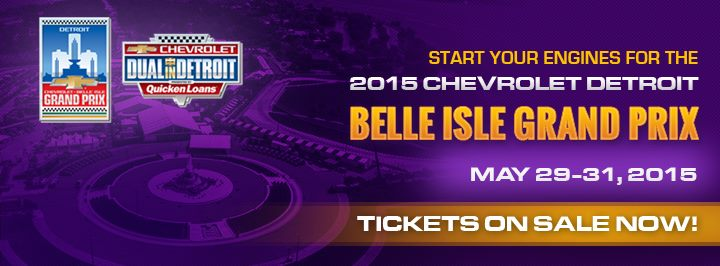 The Motor City Is Off To The Races In The Chevrolet Detroit Belle Isle Grand Prix - Opportunity Detroit Blog