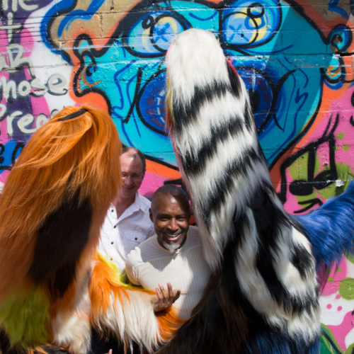 Watch Nick Cave Fuse Art And Dance In Campus Martius - Opportunity Detroit Blog