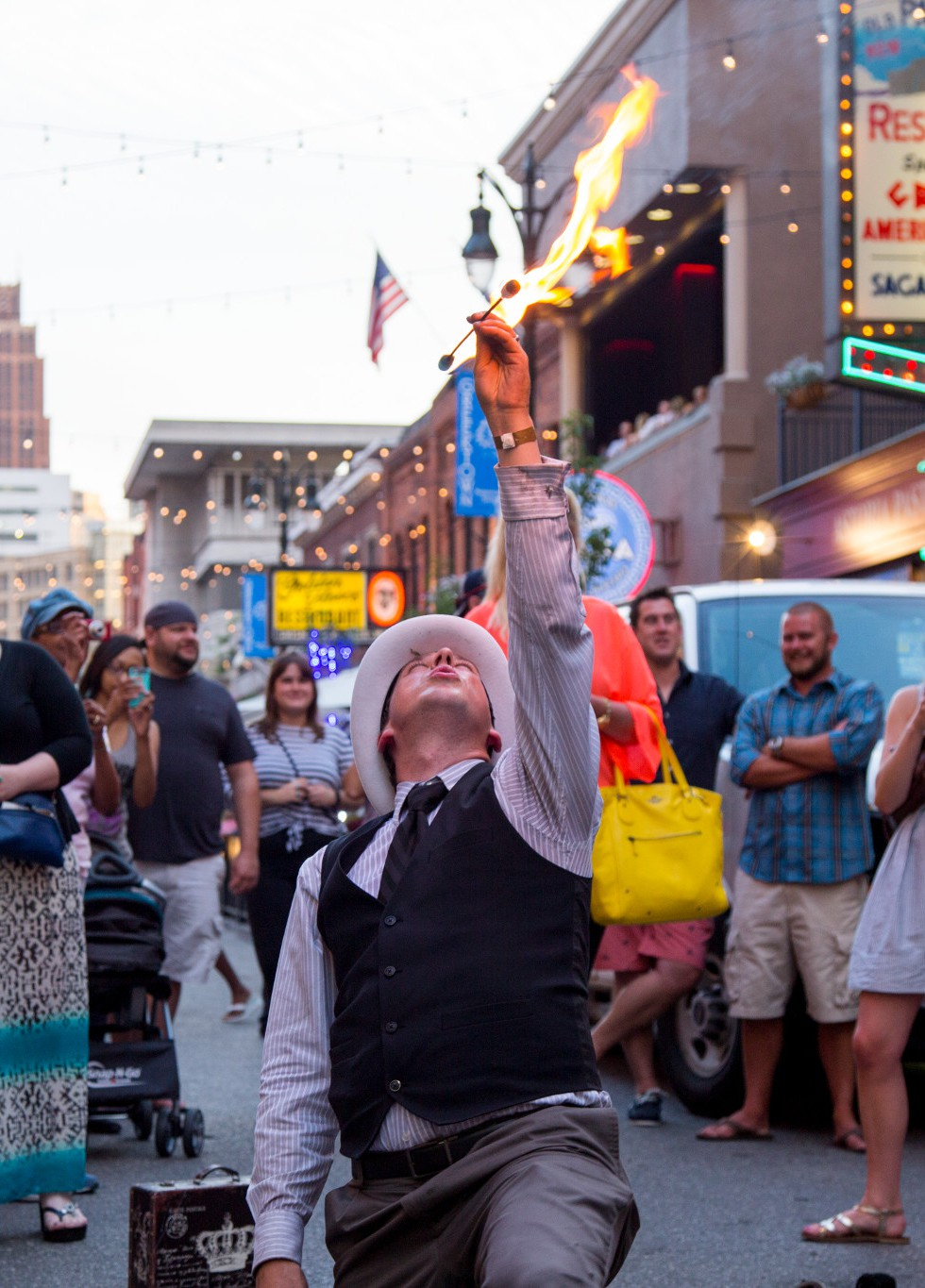 Greektown At Sundown Energizes Downtown Detroit's Nightlife - Opportunity Detroit Blog