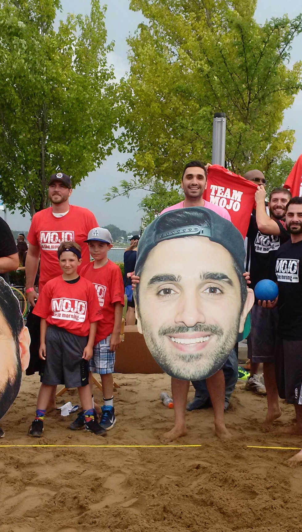 MOJO Vs. Fathead: Boy Scouts Of America Host First Annual 'Dodge For Detroit Dodgeball Tournament' - Opportunity Detroit Blog