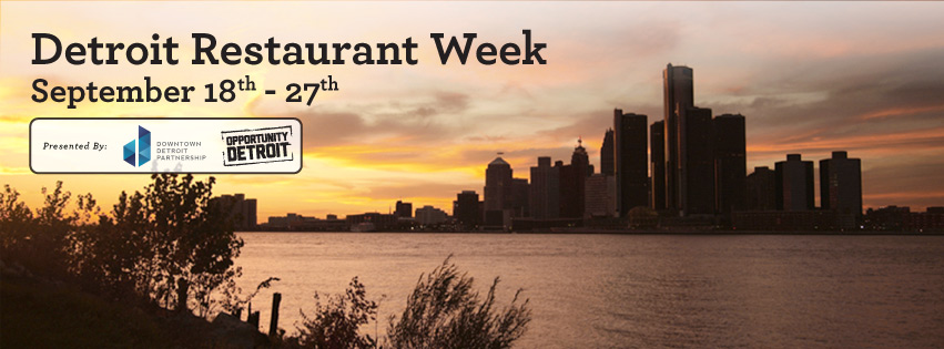 Detroit Restaurant Week Returns With More Restaurants And Price Points